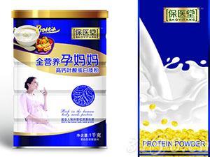 全营养孕妈妈高钙蛋白质粉