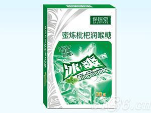 蜜炼枇杷润喉糖(纸盒)