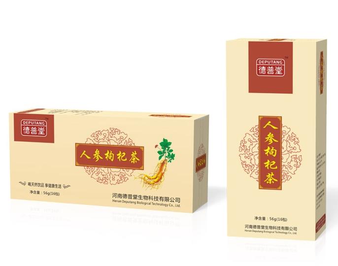 人参枸杞茶