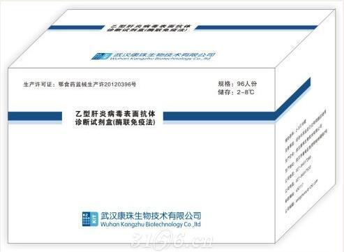 乙肝抗体检测试剂盒