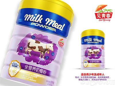 中老年無蔗糖    奶餐粉