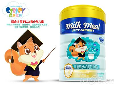 兒童成長AD高鈣奶餐粉