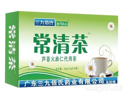 三九佰氏常清茶