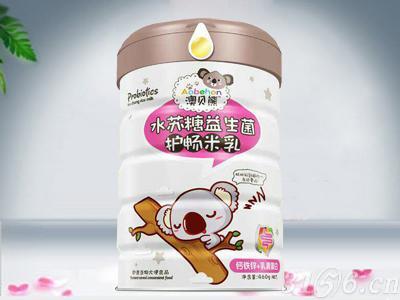 水苏糖益生菌护畅米乳 钙铁锌+乳清蛋白