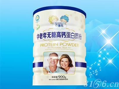 中老年无糖高钙蛋白质粉