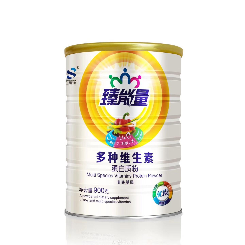臻能量多種維生素蛋白質粉