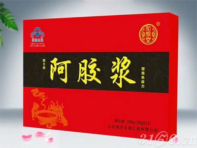阿胶浆(红盒)