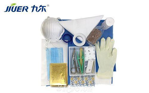 一次性使用无菌护理包