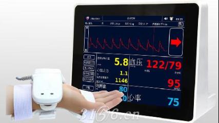 TL-400无创实时动脉血压及血流动力学监测系统