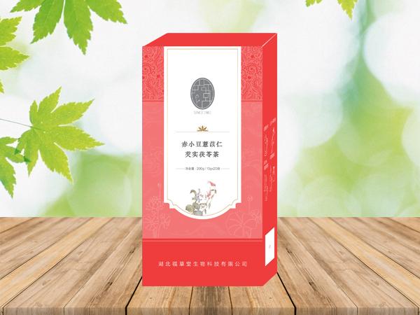 赤小豆薏苡仁茯苓茶