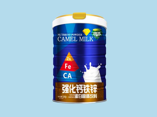 强化钙铁锌固体饮料